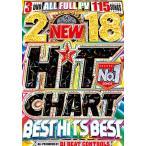 (洋楽DVD)超最新の2018年洋楽ベストヒットをお腹いっぱい楽しんで下さい! 2018 Hit Chart No.1 Best Hits Best - DJ Beat Controls (国内盤)(3枚組)
