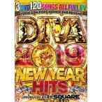 (洋楽DVD)初収録の超絶最速PV満載 流行最先端 DIVA 2019 NEW YEAR HITS - I-SQUARE 3枚組(国内盤)画像