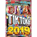 TikTok ティックトック 人気曲全収録 4枚組ベスト 洋楽DVD DIVA TIK TOKer HIT SONG 2019 - I-SQUARE 4枚組 国内盤