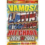 洋楽DVD 3枚組 120曲 フルPV 驚異のラテン祭り VAMOS! LATIN REGGAETON HIT CHART 2020★2003 - VDJ STAR★DUST 3DVD