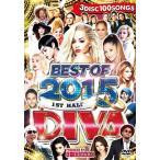 (洋楽DVD) DIVA 2015上半期ベスト、アリアナグランデ、クリスブラウン、他! DIVA BEST OF 2015 1ST HALF - I-SQUARE (国内盤)(3枚組)