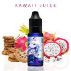 ベイプ リキッド 電子タバコ KAWAII JUICE Cookie Clematis 15ml ドラゴンフルーツ & クッキー 国産