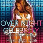 (爆買いセール品) 一瞬でDANCE FLOORに! OVER NIGHT CELEBRITY - Dance Floor Megamixxx - DJ UGEE (国内盤MIXCD)(再入荷)(あす楽対応)