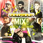 Yahoo!クラブアイテム専門店 e-BMS(爆買いセール品)DJコラボのクラブ現場MIX! GOLDSOUR MIX VOL.1 - DJ YOU & DJ TENMA (国内盤MIXCD)(あす楽対応)