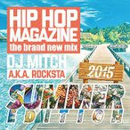 (MIXCD) リルジョン、トレイソングス、他! HIPHOP MAGAZINE - SUMMER EDITION 2015 - DJ Mitch a.k.a. Rocksta (洋楽)(国内盤)