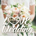 (MIXCD)(結婚式BGM)結婚式、二次会どちらもOKなパーティー×R&Bの2枚組! Luxury Lounge Style Love Wedding (2CD) - DJ IMAI (洋楽)(2枚組)