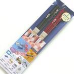 夫婦箸 若狭塗箸 箸袋折り紙詩おり 舞桜 食洗機対応 箸 お箸 はし おはし プレゼント ギフト 日本製