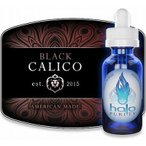 ショッピングhalo Black Calico ブラック キャリコ 【Halo Premium E-Liquid 】 ヘイロー プレミアム リキッド