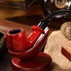 パイプ(刻みタバコ喫煙用)スターターキット/ シガー 煙管 たばこ 木目