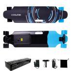 Yahoo!e-collectCool&Fun HB11 電動スケートボード スケボー キックボード リモコン付き LG電池 最大時速22km/h 全て2色