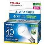 LDA4N-H-E17/S/40W 東芝 LED電球 ミニクリプトン形 LED(昼白色)