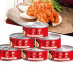 ふくや めんツナかんかん『辛口』 90g 6缶 『送料無料(沖縄・離島除く)』