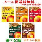 大塚食品 ボンカレー ゴールド お好み2個 『ゆうパケット送料無料』