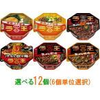 日清 ラ王 カップ お好み12個(6個単位選択) カップ麺 ラーメン 『送料無料(沖縄・離島除く)』
