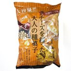 トーノー じゃり豆 濃厚チーズ 業務用 300g(個包装込み) 1袋  『送料無料(沖縄・離島除く)』