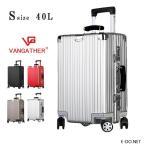 スーツケース キャリーケース キャリーバッグ vangather 6188-s Sサイズ アルミ 全4色 TSAロック搭載 20インチ 2〜3泊 4輪キャスター