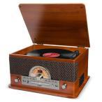 ION Superior LP アナログレコードやカセットテープを再生可能なオールインワンミュージックプレイヤー