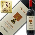 赤ワイン イタリア コル ドルチャ オルマイア サンタンティモ カベルネ 2012 750ml wine