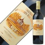 赤ワイン フランス ボルドー シャトー レ カルム オー ブリオン 2007 750ml wine