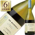 白ワイン チリ コノスル シャルドネ 20バレル 2016 750ml wine