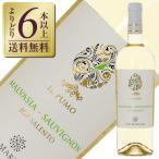 白ワイン イタリア カンティーネ サン マルツァーノ イル プーモ ソーヴィニヨン マルヴァジーア 2016 750ml wine