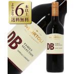 赤ワイン オーストラリア デボルトリ ディービー(デ・ボルトリ・DB) ファミリーセレクション シラーズ・カベルネ 2017 750ml wine