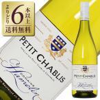 白ワイン フランス ブルゴーニュ ドメーヌ アムラン プティ シャブリ 2015 750ml wine