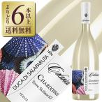 白ワイン イタリア 3本で2脚 ドゥーカ ディ サラパルータ カラニカ インツォリア シャルドネ 2016 750ml コルヴォ wine
