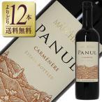 赤ワイン チリ ビニェードス エラスリス オバリェ パヌール カルメネール 2016 750ml wine