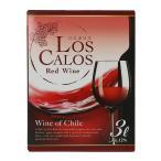 BIB・大容量ワイン企画 ロスカロスシリーズ8個で送料無料 ロスカロス 赤 3000ml (8個まで1梱包可)赤ワイン 西濃運輸 出荷不可