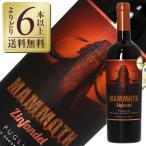 赤ワイン イタリア マーレ マンニュム マンモス ジンファンデル 2019 750ml wine