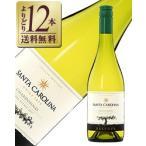 白ワイン チリ サンタ カロリーナ シャルドネ レセルヴァ(レゼルバ) 2015 750ml wine