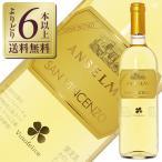 白ワイン イタリア アンセルミ サン ヴィンチェンツオ 2015 750ml ガルガーネガ wine