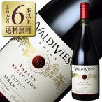 赤ワイン チリ バルディビエソ ヴァレー セレクション シラー 2013 750ml wine