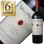 赤ワイン チリ バルディビエソ ヴァレー セレクション カベルネ ソーヴィニヨン 2013 750ml wine