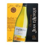 BIB・大容量ワイン企画 ル セップシリーズ8個で送料無料 ル セップ フランセ(ヴォヤージ) シャルドネ 3000ml フランス 白ワイン 西濃運輸 出荷不可