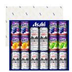 ビール ギフト アサヒ スーパードライ ファミリーセット FS-3N しっかりフル包装+短冊のし beer gift