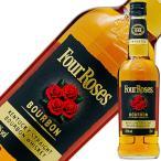ウイスキー フォアローゼズ(フォアローゼス) ブラック 40度 正規 700ml バーボン 洋酒 whisky