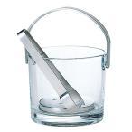 グラス 東洋佐々木ガラス アイスペール トング付き 16個セット 品番:P-12601-JAN 日本製 ガラス製 他商品と同梱不可 ケース販売 glass 包装不可