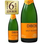 よりどり6本以上送料無料 アグリコラ ディボン カヴァ ブリュット リザーヴ 750ml スパークリングワイン スペイン
