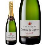 シャンパン フランス シャンパーニュ コンテス ド グラモン シャンパーニュ ブリュット 750ml champagne