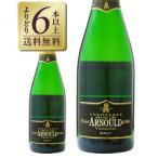 シャンパン フランス シャンパーニュ ドメーヌ ミッシェル アルノー エ フィス シャンパーニュ GC ヴェルズネイ ブリュット トラディシオン NV 750ml champagne