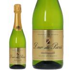 スパークリングワイン フランス 同一商品12本購入で送料無料 デュック ド パリ ブリュット 750ml sparkling wine