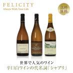白 ワイン セット 送料無料 豊かな果実味とミネラルを味わうシャブリ 3本セット 第10弾 750ml×3