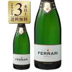 スパークリングワイン イタリア フェッラーリ ブリュット 正規 750ml sparkling wine