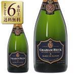 NIKKEIプラス1 何でもランキング 第1位 よりどり6本以上送料無料 グラハム ベック ブリュット ブラン ド ブラン 2011 750ml 南アフリカ スパークリングワイン