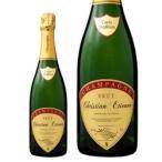 シャンパン フランス シャンパーニュ クリスチャン エティエンヌ ブリュット トラディション NV 750ml RMシャンパン champagne