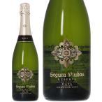 ポイント5倍 スパークリングワイン スペイン セグラヴューダス ブルート レゼルバ 750ml