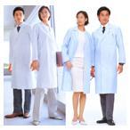 ドクターコート(メンズシングルコート)・白衣 WH102