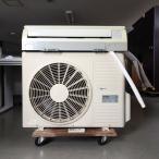 エアコン(壁掛け型)1.5馬力(12〜14畳用) 日立 内機 RPK-NP40K1 外機 RAS-NP40HVR 中古